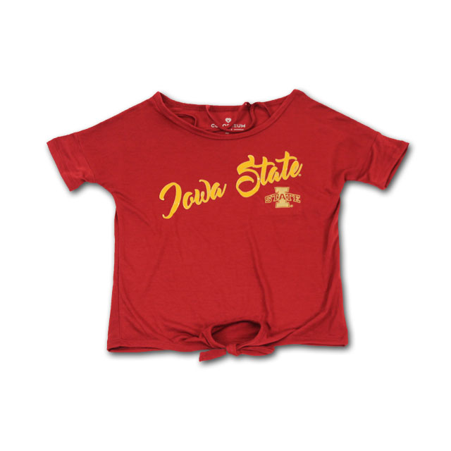 Image For Colosseum® Girls Iowa State T-Shirt *WAS $24.99