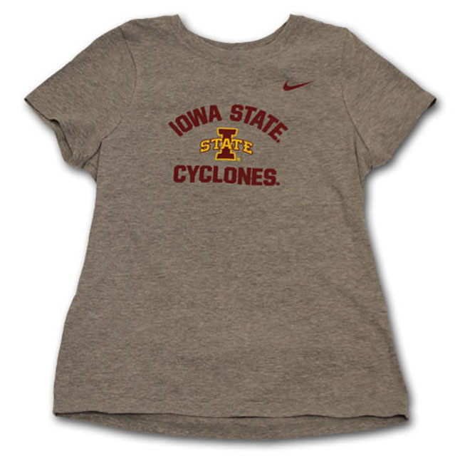 Image For Nike® Youth Girl's Iowa State T-Shirt