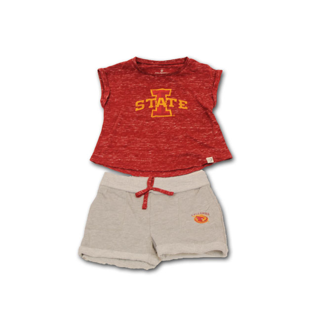 Image For Colosseum® Girls Tank Top and Shorts Set