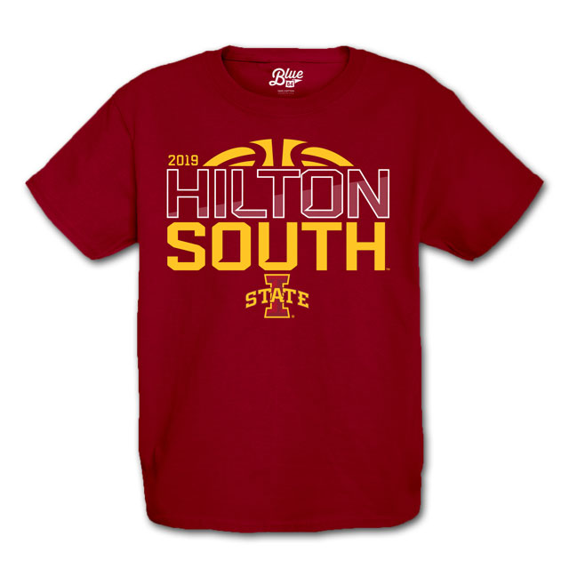 Image For 2019 Hilton South Youth T-Shirt* <i>WAS $16.99</i>