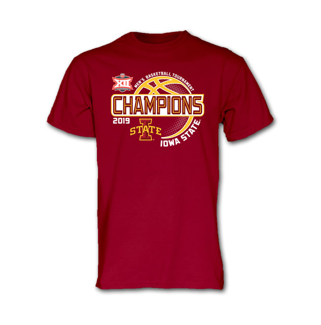 Image For 2019 Men's Basketball Champions T-Shirt* <i>WAS $19.99</i>