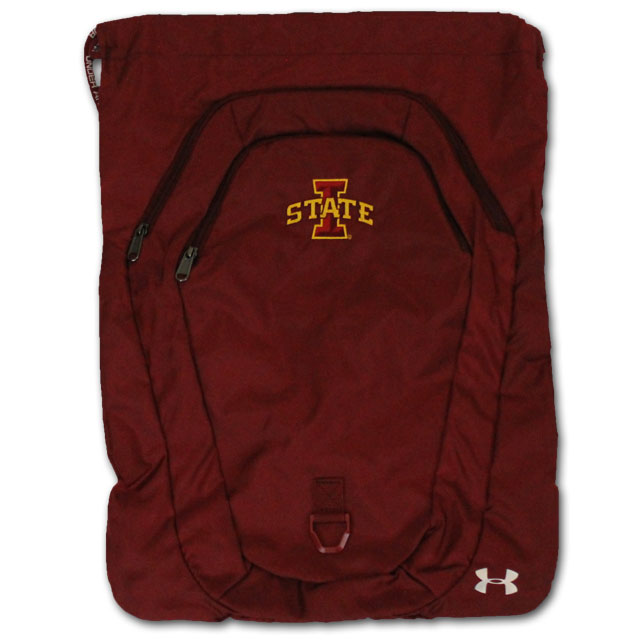 Image For Under Armour® Undeniable Sackpack (Cardinal)