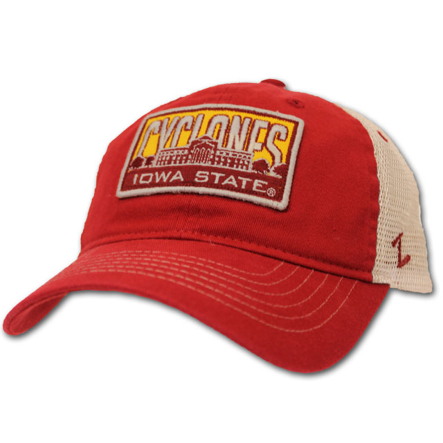 Image For Iowa State Cyclones Mesh Cap