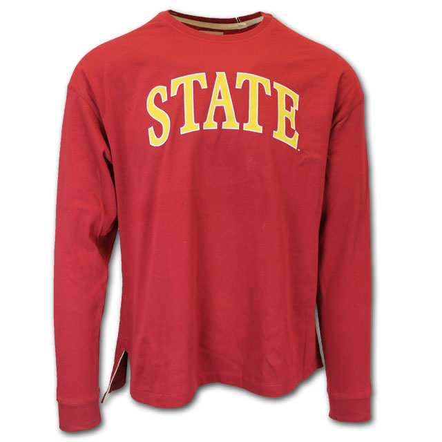 Image For Long Sleeve State T-Shirt