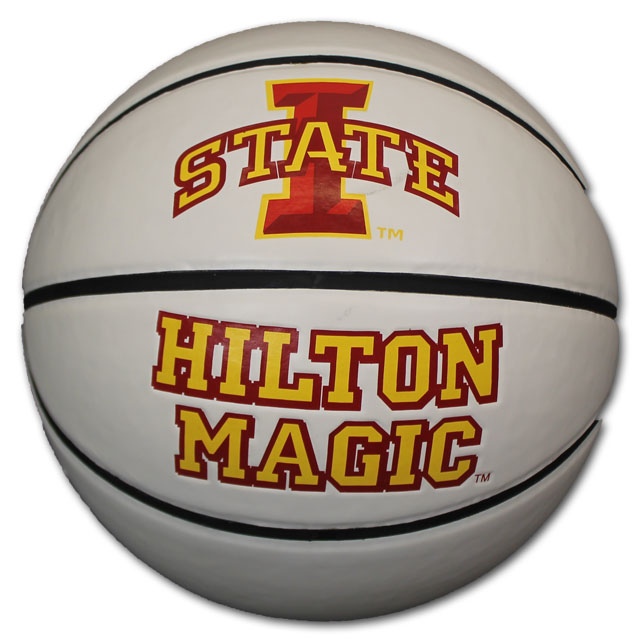 Image For Hilton Magic Basketball