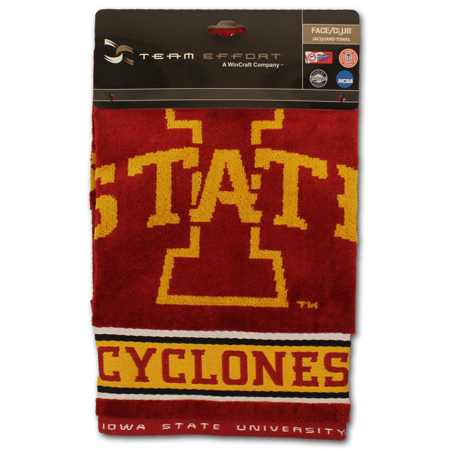 Image For I-State Golf Towel