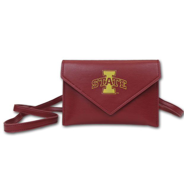 Image For I-State Crossbody Purse (Cardinal)* WAS $26.99