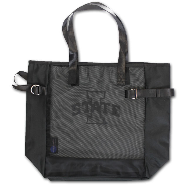 Image For Black Mesh I-State Tote