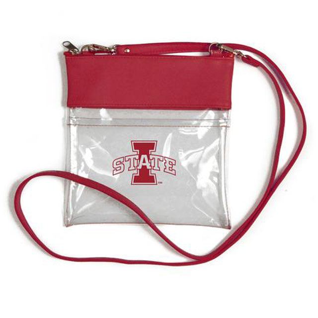 Image For Cardinal Clear I-State Crossbody