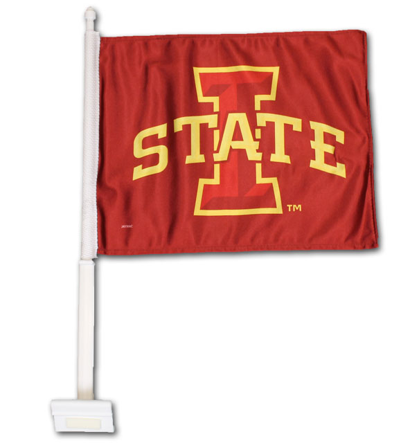 Image For I-State Car Flag
