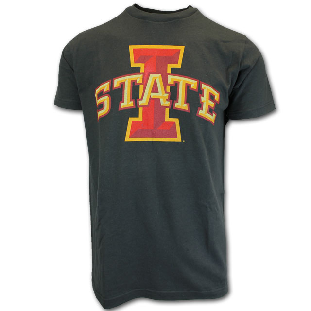 Image For Charcoal I-State T-Shirt *WAS $12.99