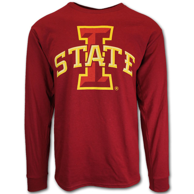 Image For I-State Long Sleeve T-Shirt
