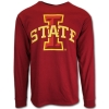 Image for I-State Long Sleeve T-Shirt (Cardinal)