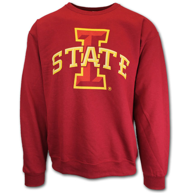 Cover Image For Cardinal I-State Crewneck Sweatshirt