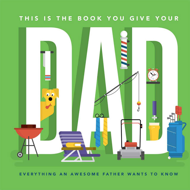 Image For This Is the Book You Give Your Dad