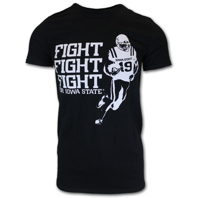Image For Black 2019 Game Day T-Shirt