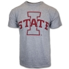 Image for Grey I-State Short Sleeve T-Shirt
