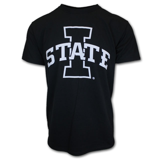 Image For Black I-State T-Shirt