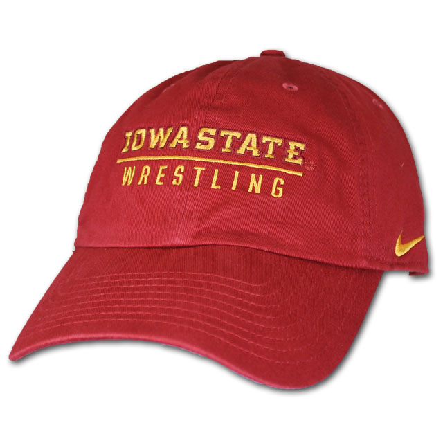Image For Nike® Iowa State Wrestling Cap