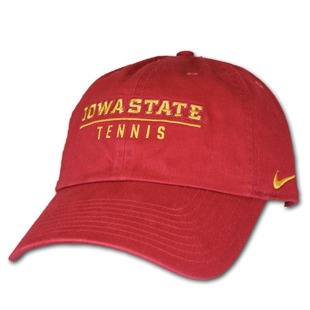 Cover Image For Nike® Iowa State Tennis Cap