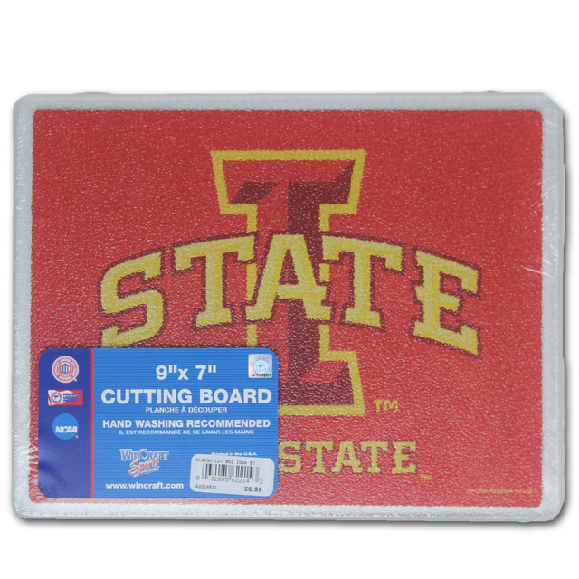 Cover Image For I-State Glass Cutting Board