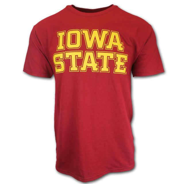 Image For Cardinal Iowa State Short Sleeve T-Shirt