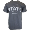 Image for Charcoal I-State Short Sleeve T-Shirt
