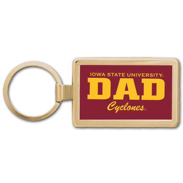 Cover Image For Dad Keychain