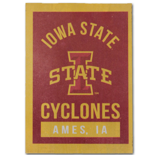 Image For Cardinal I-State Table Top Sign *WAS $18.99