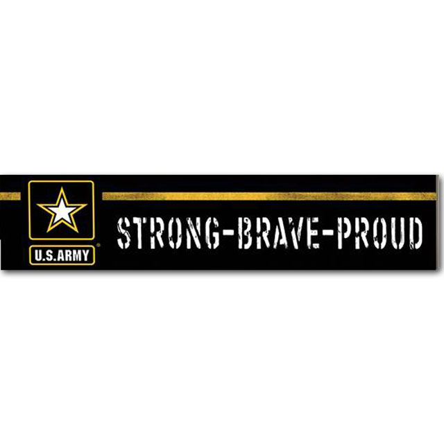 Image For Army Strong Sign *WAS $11.99