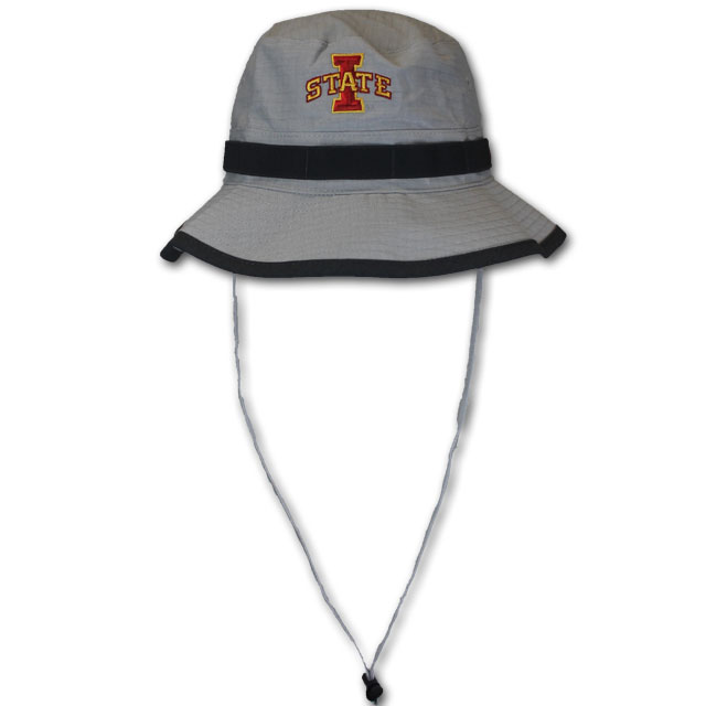 Image For Grey Bucket Hat M/L
