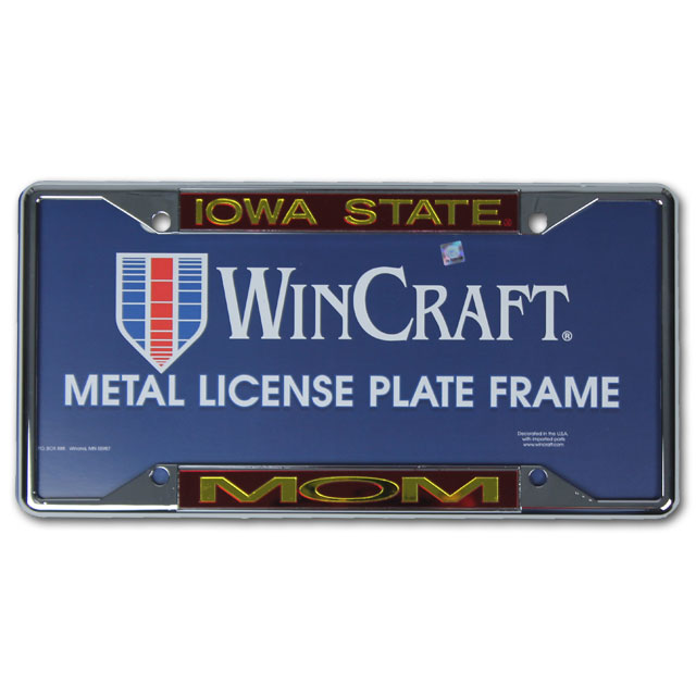 Cover Image For Mom License Plate Frame *WAS $22.99