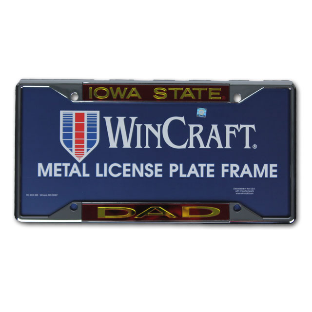 Cover Image For Dad License Plate Frame *WAS $22.99