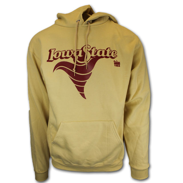 Image For Champion® Vintage Iowa State Hoodie