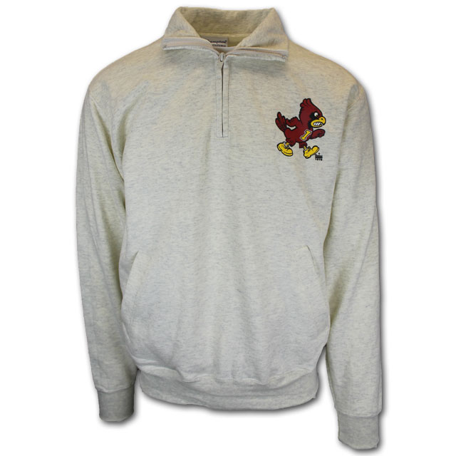 Image For Champion® Walking Cy Oatmeal 1/4 Zip