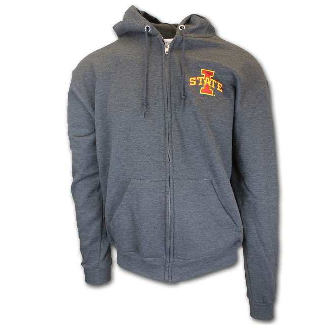 Image For Champion® Full Zip Sweatshirt