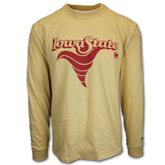 Image For Champion® Vintage Iowa State T-Shirt