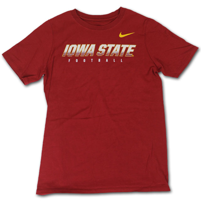 Image For Nike® Youth Cardinal T-Shirt