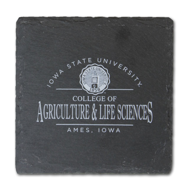 Image For College of Ag & Life Sciences Slate Coaster