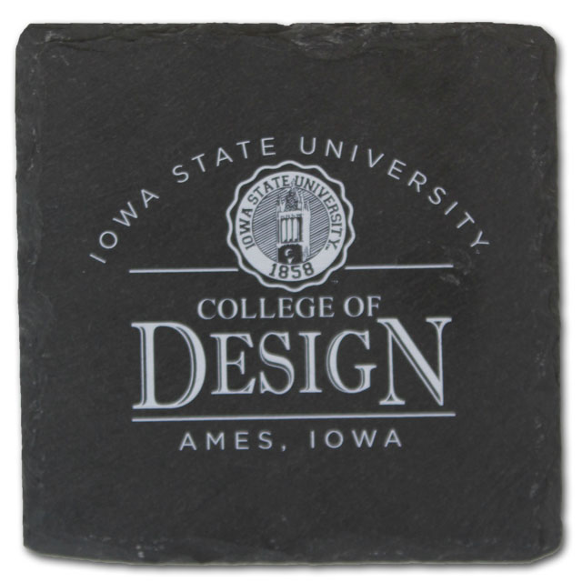 Image For College of Design Slate Coaster
