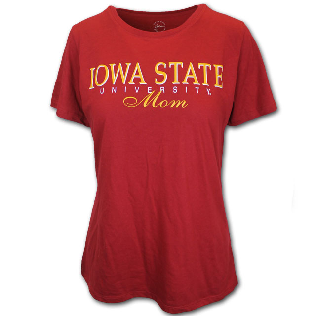 Image For Gear for Sports® Iowa State Univeristy Mom T-Shirt