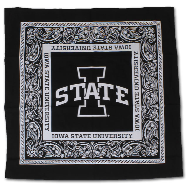 Image For Black I-State Bandana