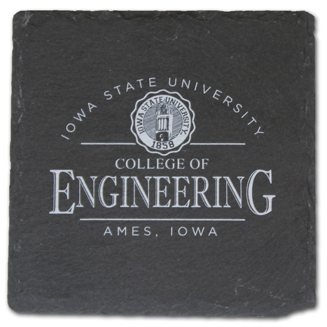 Cover Image For Slate College of Engineering Coaster