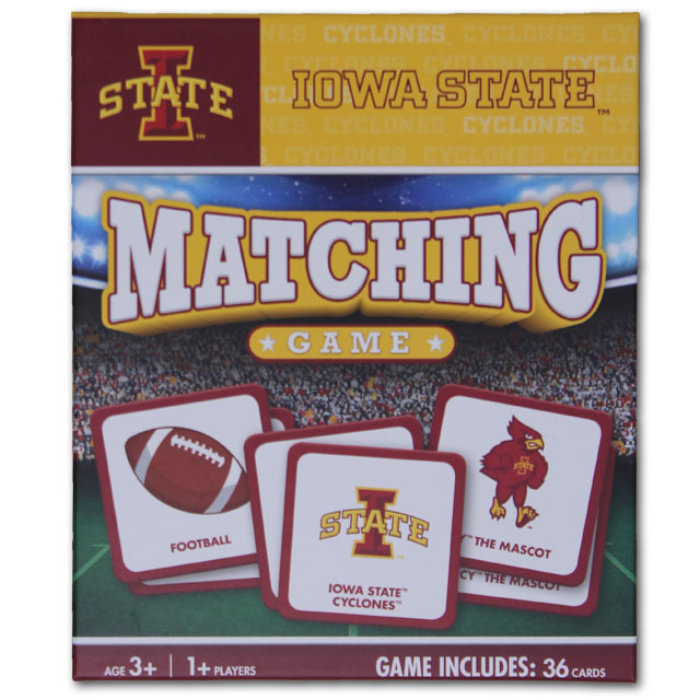 Image For Iowa State Matching Game