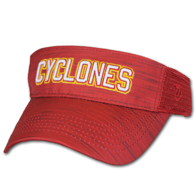 Cover Image For Cyclones Visor
