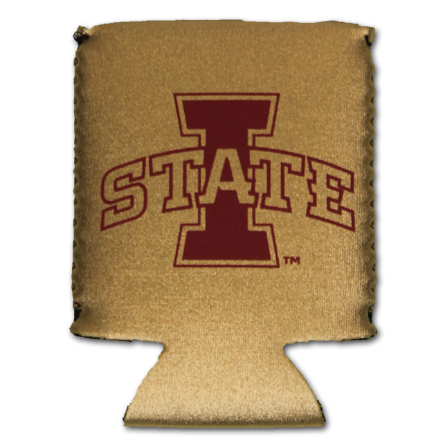 Image For Metallic Gold Koozie
