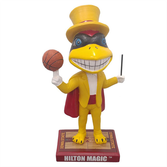 Image For Hilton Magic Bobblehead * WAS $27.99