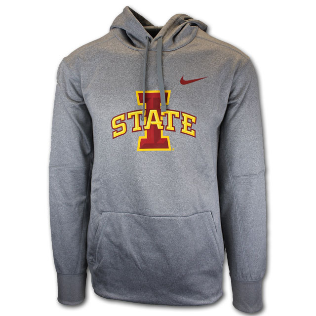 Image For Nike® Gray Sweatshirt