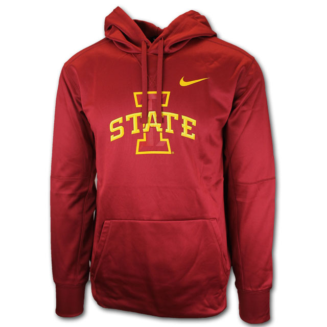 Image For Nike® Cardinal Sweatshirt