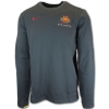 Image for Nike® Dri-FIT® I-State Crewneck Sweatshirt (Charcoal)